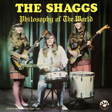 THE SHAGGS - PHILOSOPHY OF THE WORLD NEW CD