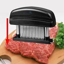 Vogue Cooking Utensil Professional Meat Tenderizer Stainless Steel Kitchen Tools