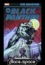 BLACK PANTHER EPIC COLLECTION PANTHERS RAGE - SOFTCOVER GRAPHIC NOVEL