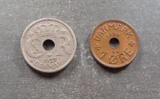 Lot of 20th Century Coins from Denmark