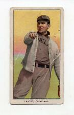 1909 T206 NAP LAJOIE  SWEET CAPORAL BACK    BEAUTIFUL EYE APPEAL