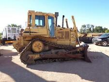 CAT CATERPILLAR D6H CRAWLER DOZER HI-TRACKER EARTH MOVING MACHINE HEAVY EQUIPMEN