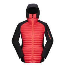New Mens Ultra-light Puffer Duck Down Jacket Parka Winter Sport Casual Warm Coat