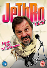 Jethro - LIVE  FROM  THE  MADHOUSE     DVD