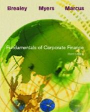 Fundamentals of Corporate Finance by Brealey, Myers & Marcus, 3rd Ed (Hardcover)
