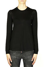 Alexander McQueen MCQ Sweater Pullover -15% Woman Blacks 417276RHK081000-