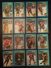 1979-80 OPC VANCOUVER CANUCKS Select from LIST NHL HOCKEY CARDS O-PEE-CHEE