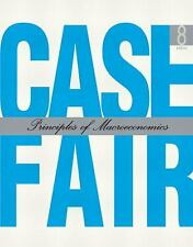 Principles of Macroeconomics by Ray C. Fair and Karl E. Case (2006, Paperback)
