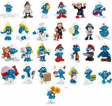 Smurfs Game characters figure large selection Schleich