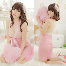 Honeymoon Set sexy dress sexy slit skirt pajamas Lingerie sexy underwear WX