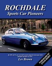 ROCHDALE SPORTS CAR PIONEERS - SIGNED - NEW VINTAGE KIT CAR BOOK - Olympic, GT