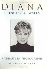 Diana Princess of Wales : A Tribute in Photographs by Michael O'Mara HC BOOK