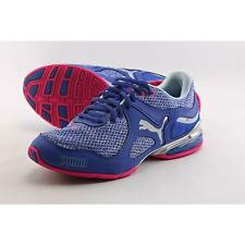 Puma Cell Riaze Women US 7.5 Purple Running Shoe Pre Owned  1396