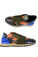 Valentino Shoes -10% Leather MADE IN ITALY Man Blues LY0S0723TCC-U49