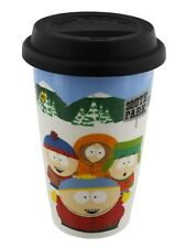 South Park Characters White Travel Mug 9.7x15.5cm