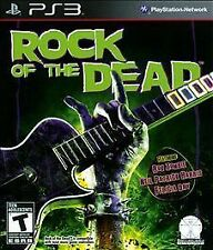 Rock of the Dead (Sony PlayStation 3, 2010)