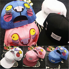 Unisex Men Women New Baseball Cap Snapback Hat Hip-Hop Adjustable Bboy Caps new