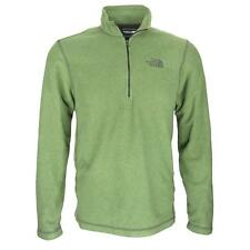 The North Face TKA 100 Glacier 1/4 Zip Fleece Jacket Jacket Men NWOT 5946