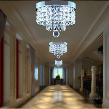 Modern LED Ceiling Lights Pendant Fixture Lighting Crystal Chandeliers 8818HC