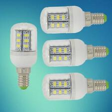 E27/E14 5W LED 24LED 5730SMD Cover Corn Light Lamp Bulb Warm White/White 220V SP