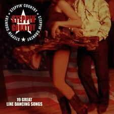 Steppin' Country: 19 Great Line Dancing Songs von Various | CD | gebraucht