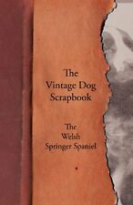The Vintage Dog Scrapbook - The Welsh Springer Spaniel, Various 1447429915
