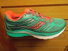 SAUCONY WOMEN'S PROGRID GUIDE 9 10295-4 TEAL RUNNING OR WALKING SHOES  NEW