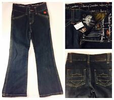 New With Tags Genuine Harley-Davidson Dealer Exclusive Girls Denim Jeans