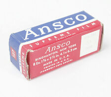 ANSCO 127 SUPREME, EXPIRED JULY 1949/170679