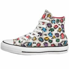 Converse CT Rainbow HI Chucks All Star Canvas Shoes Trainers Ladies Trainers