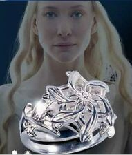 ring, wedding ring style Galadriel, Nenya, ring water, The Hobbit