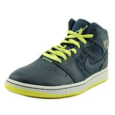 Jordan Air Jordan 1 Retro '97 Txt  Men  Round Toe Synthetic Blue Sneakers