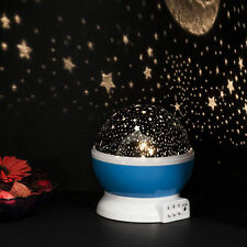 Romantic LED Starry Night Sky Projector Lamp Kid Gift Star light Cosmos Master T