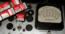 Hickok Tested NEW Pentode Vacuum Tubes - 6CA5 to 6DT6 - Choice of Makers