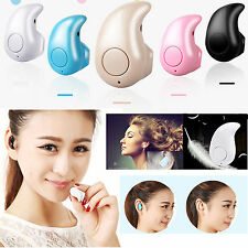 Mini Stealth Bluetooth Earphone Stereo Wireless Headset For Nokia iPhone LG HTC