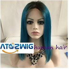 Brazilian Virgin Hair Human Hair Wig Baby Hair Front Lace /Full Lace Front Wigs