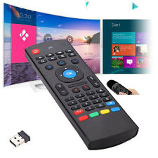 2.4G Wireless Remote Control Keyboard Air Mouse For XBMC Android TV Box PC Mini