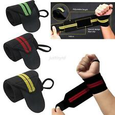 Practical Weight Lifting Training Wraps Wrist Support Gym Fitness Bandage Strap