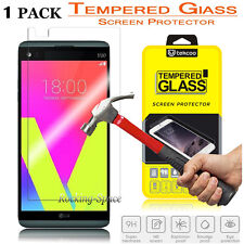 New Anti-Scratch HD Premium Real Tempered Glass Screen Protector Film for LG V20