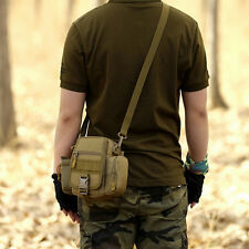 Water Resistant Tactical Waist Bag Fanny Pack Cycling Bag With Kettle Pocket