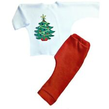 Oh Christmas Tree Baby Pants Shirt Clothing Outfit - 4 Preemie and Newborn Sizes