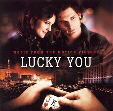 Lucky You Original Soundtrack 2007, Columbia  Springsteen Dylan NEW SEALED CD
