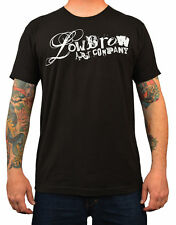 Men's Lowbrow Art Company Logo Tattoo Design Artwork Artist T-Shirt Tee