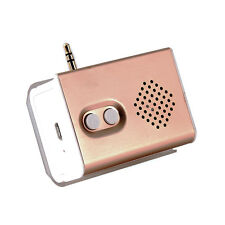 X1 Mini Fashion 3.5mm Speaker For Smart Cell Phone Tablet iPod CD PC Iphone 6S 6
