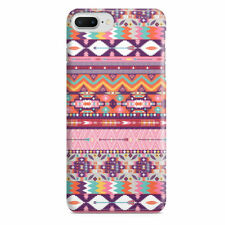 Candy Rainbow Aztec Tribal Geometric Slim Fit Phone Case Cover for iPhone Samsun
