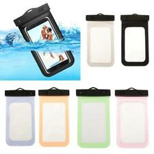 Waterproof Dry Bag Case Touch Screen Transparent Pouch For Phone Camera