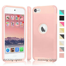 Luxury Hybrid Armor Impact Case Cover for Apple iPod Touch 5 5th / 6 6th Gen