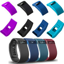Shockproof Sleeve Slim Soft Case Band Cover For Fitbit Charge HR / Charge