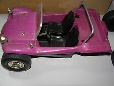 Cox .049 Engine Gas Powered Metallic  Dune Buggy Car - Parts / Restore
