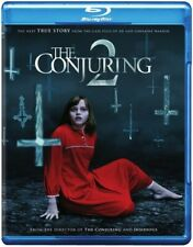 CONJURING 2 (Blu-ray Disc, 2016, Includes Digital Copy) NEW